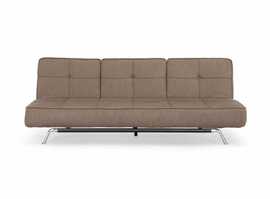 Lifestyle Solutions Bari Sleep Sofa Convertible