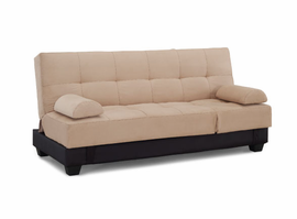 Lifestyle Solutions Harvard Sleep Sofa Convertible