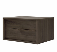 Modloft Jane Walnut Nightstand