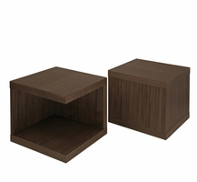 Modloft Ludlow Walnut Finish Nightstand