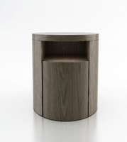 Modloft Mulberry Walnut Nightstand