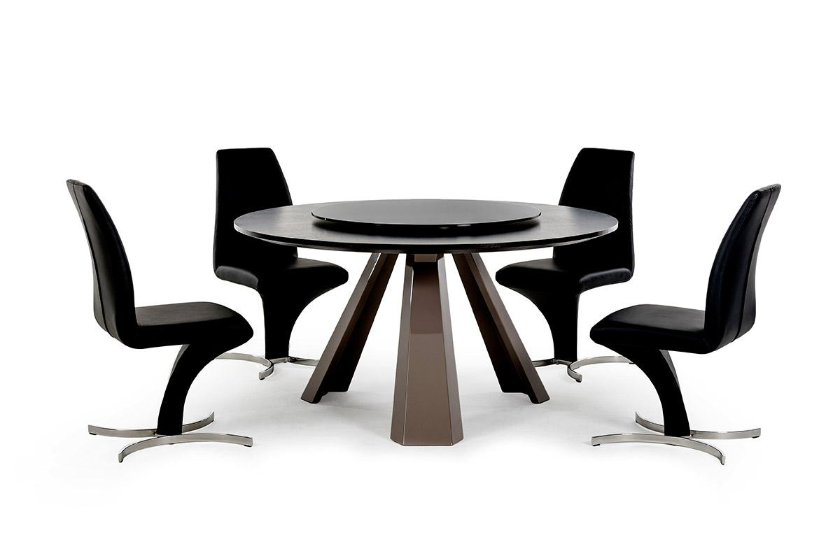 contemporary round dining table emejing contemporary round dining  - contemporary round dining tables