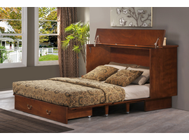 Murphy Bed Hide Bed  Fu Chest  Wallbed Guest Bed