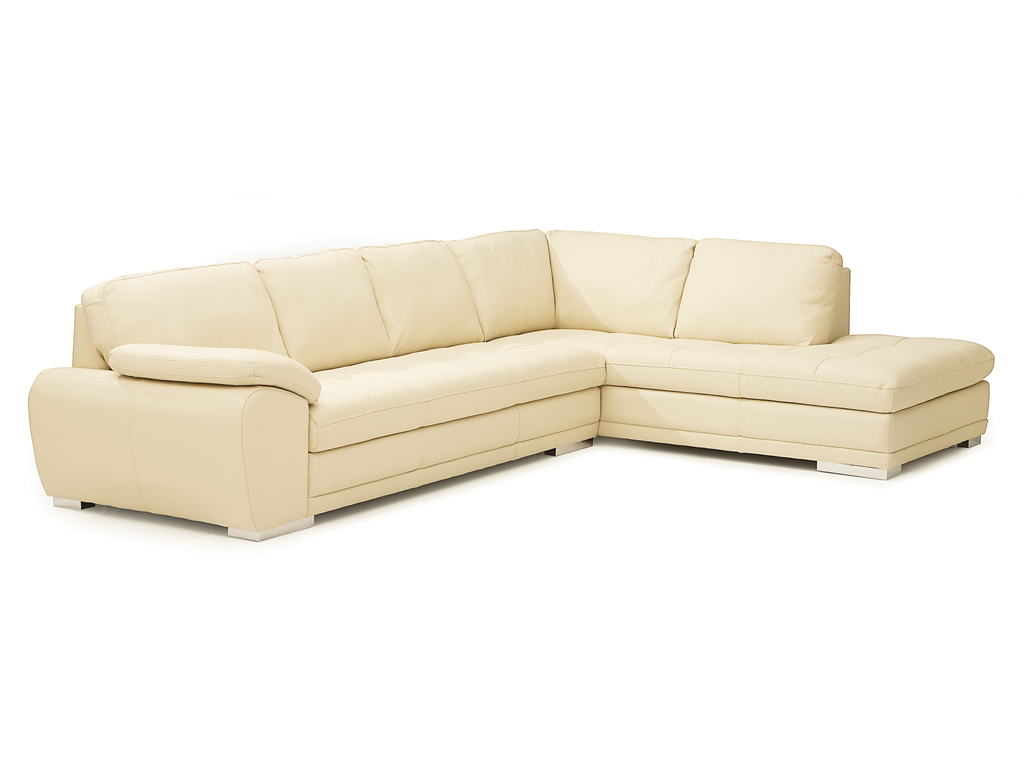 sectionals stationary sectionals palliser 77319 miami stationary - Small Sectional Sofa Miami