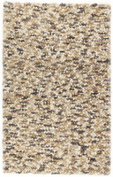 Pebble - Brown/Tan Color Contemporary Rug