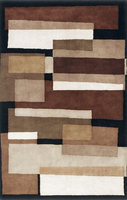 Rotterdam - Neutral Contemporary Rug