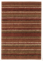 Shagadelic - Red Contemporary Rug