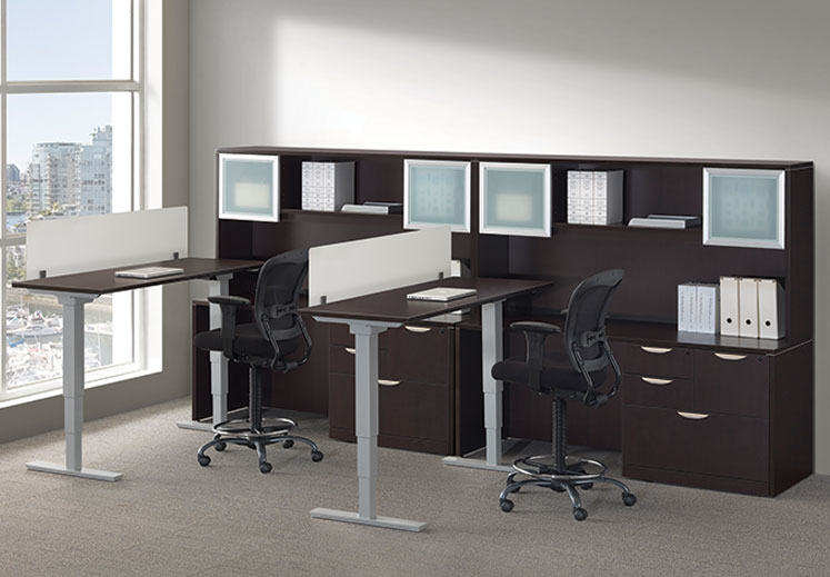 Stand Up Desks By Office Source Amp Coe Furniture