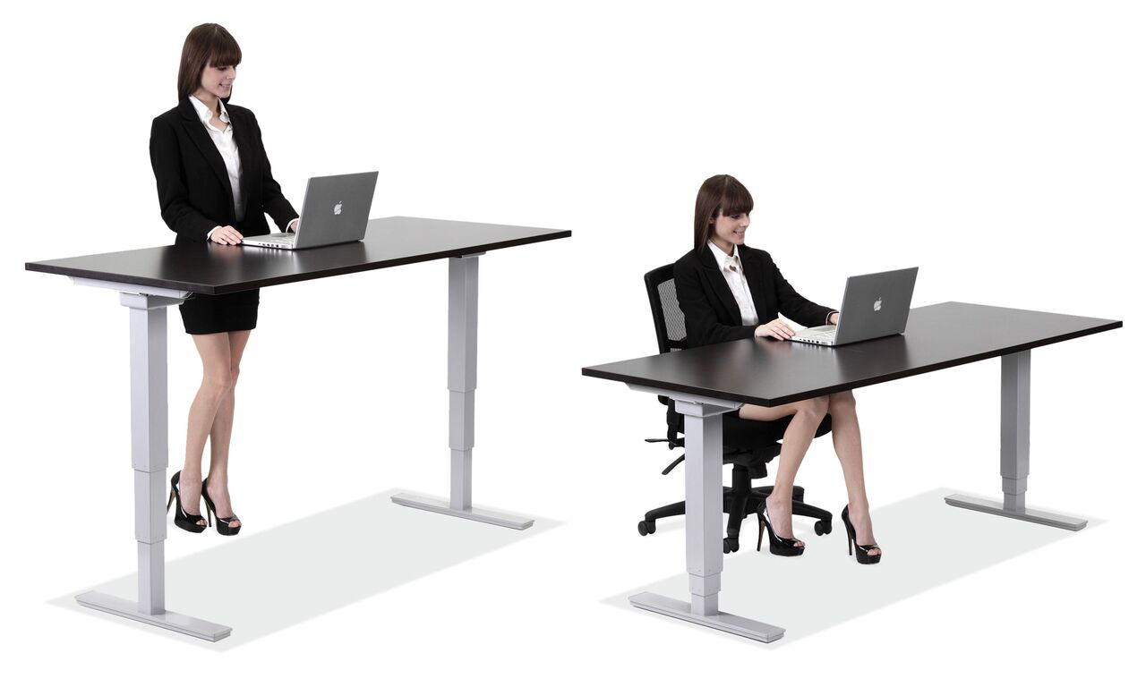 stand up office desk furniture
