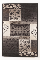 Wexford - Black Contemporary Medium Rug