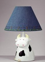 Wisconsin Kids Lamps