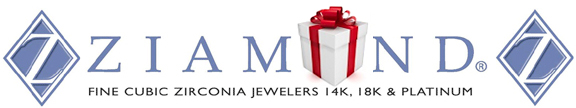 High Quality Cubic Zirconia Jewelry In 14k Gold, 18k Gold, Platinum