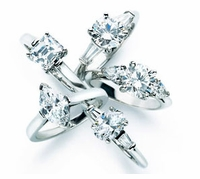 Cubic Zirconia Jewelry By Ziamond