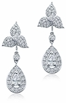 Pippa Middleton Inspired Royal Wedding Earrings By Ziamond