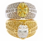 St. Andrews Ring By Ziamond
