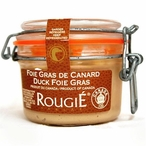 Duck Foie Gras with Armagnac in Mason Jar (4.4 oz)