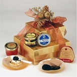 WORLD CAVIAR GIFT BASKET