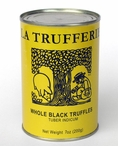 Black Winter Truffle, Brushed, Tin La Trufferie, France