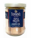 Tuna Fillets in Olive Oil