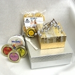 EXOTIC CAVIAR GIFT BASKET