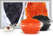 Fine Caviar: American Caviar, Caspian Caviar, Iranian Caviar and Caviar from Around the World