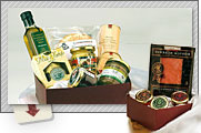CAVIAR & GOURMET COOKING GIFT BASKETS