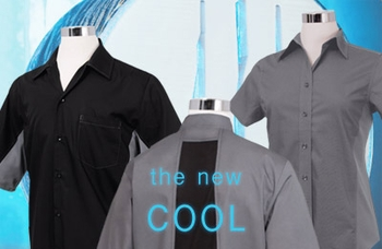 Cool Vent Chef Clothing Collection