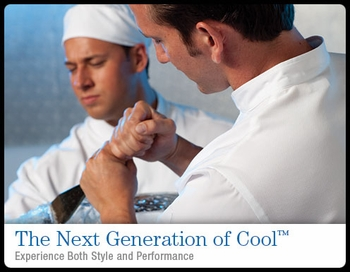 Cool Vent Chef Clothing