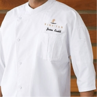 POSITANO Signature Series Cool Vent Chef Jacket