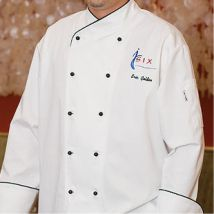 CHAMPAGNE Executive Chef Jacket