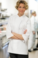V-Series VERONA Women's Chef Jacket