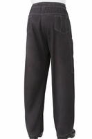 ENZYME UTILITY Baggy Pants  in Smoke Gray