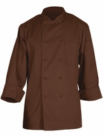 CHOCOLATE Brown Chef Jacket
