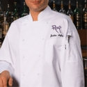 LYON Poly Cotton  Executive Chef Jacket
