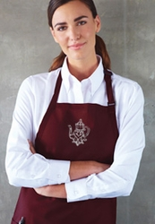 Embroidered Aprons