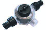 Pondmaster Replacement MultiPort 3 Way Valve - Fits all 3 Pressurized Models - 15030