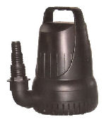 Hurricane Waterfall Pump - 2100 GPH