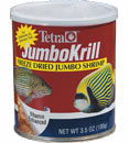 Tetra Freeze Dried Jumbo Shrimp (Krill) -  3.5oz