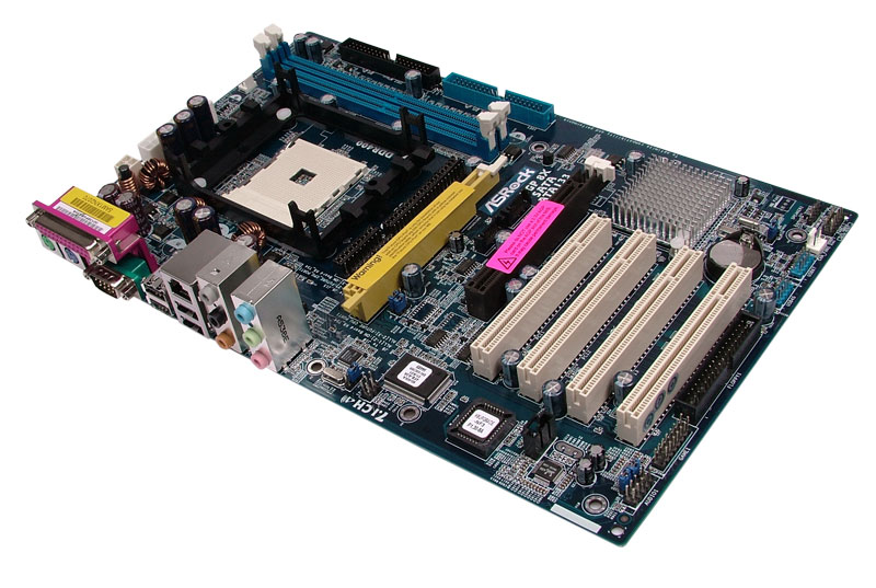 ASRock K8UPGRADE-NF3 Socket 754 motherboard W/ NForce 3 ...