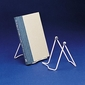 Folding Easel w/ Vinyl Coated Base-3-3/4 in. Wide