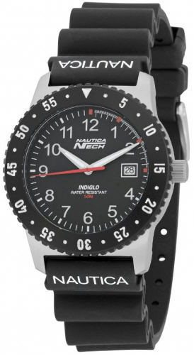 Nautica Men's  Indiglo Diver's Look Watch N06511 at Sears.com