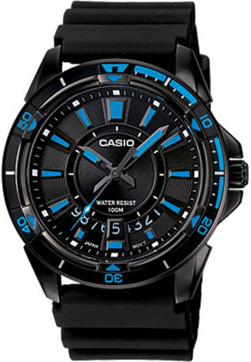 Casio Men's Black  Diver's Watch MTD-1066B-1A1V MTD1066B-1A1V at Sears.com