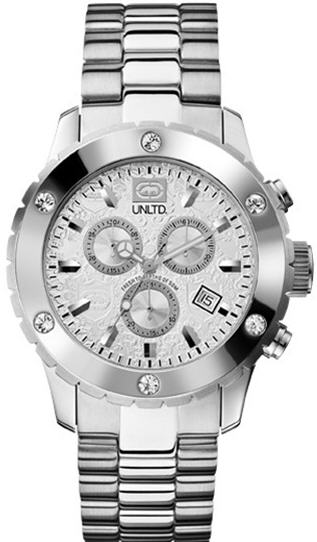 Marc Ecko Men's  The Raceway Chronograph Steel Watch E16587G2 at Sears.com