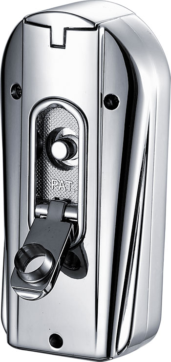 Visol Dobrev III Triple Jet Flame Carbon Fiber Cigar Lighter
