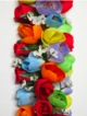 Full Shell Ginger leis - Rainbow #28