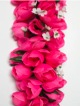 Full Shell Ginger leis - Pink #2
