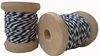 Black & White Cotton Twine