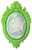 Green Cameo Magnetic Needle Minder