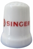 "Ceramic ""Singer"" Collectable Thimble"