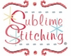 **CLEARANCE!** Sublime Stitching Hot Iron Transfers